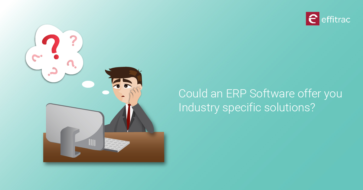 ERP for Industries